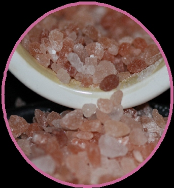 Pink Himalayan Salt for ormus Minerals